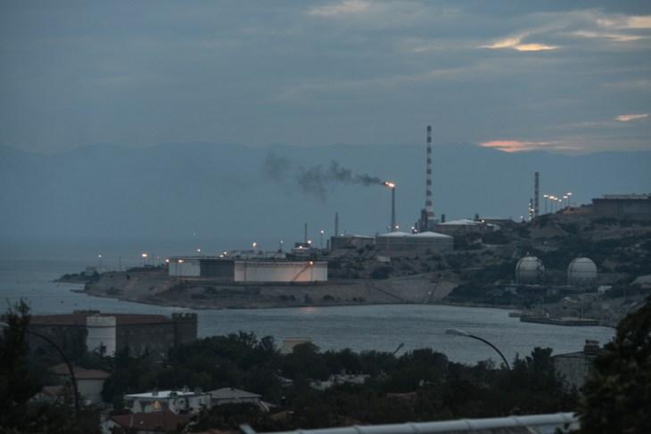 Croatia / Chorwacja : factory