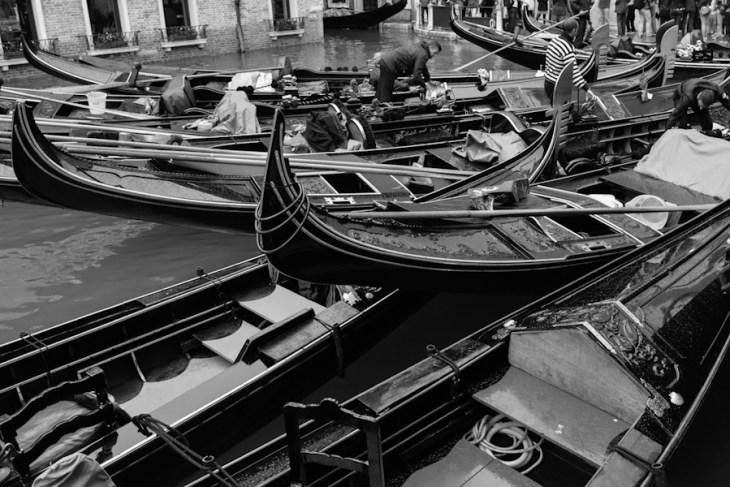 Wenecja- Włochy / Venice- Italy, gondole