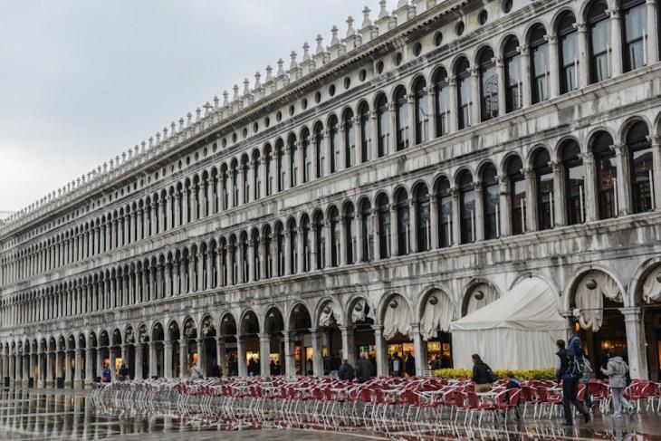 Wenecja- Włochy / Venice- Italy pl.św.Marka