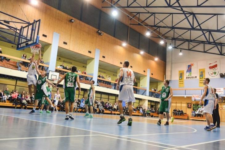 Mecze koszykówki odbywają się na Hali Victorii w Bielsku-Białej na ul. Bratków