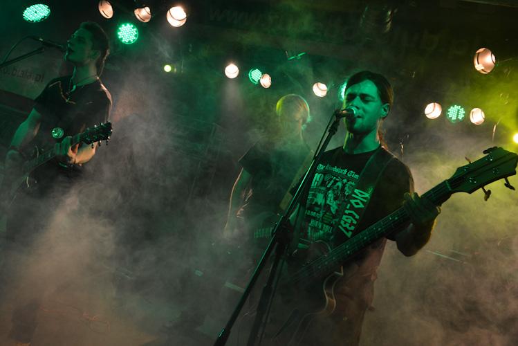 Koncert zespołu Codegen w fotografii