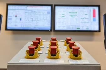 Awaryjne wyłączniki elektrowni