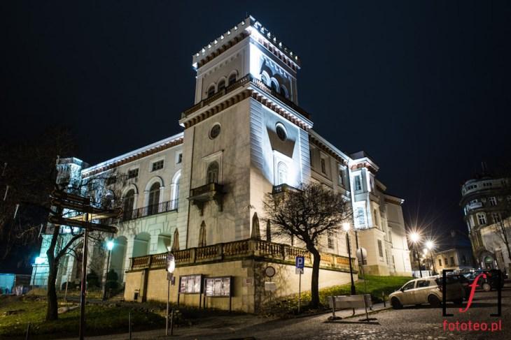 Zamek Sułkowskich wBielsku-Białej
