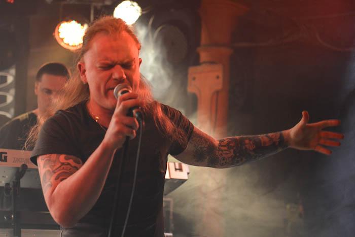 zespół Forgotten Souls z Krakowa na scenie Rudeboy Club
