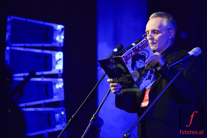 Paweł Brodowski z Jazz Forum