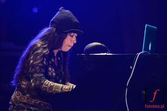 Rachel Z z Trio of Oz podczas koncertu w Czechowicach-Dziedzicach