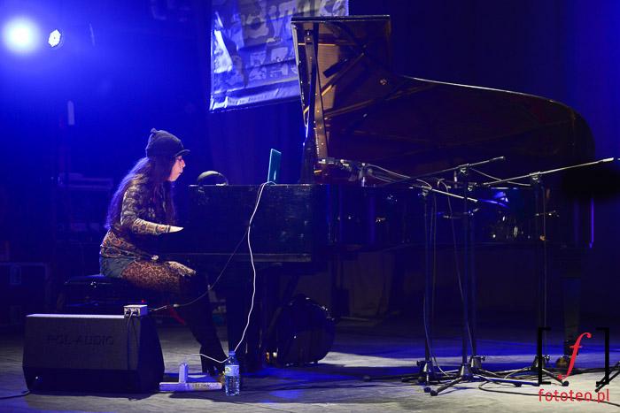 Concert photography in Poland. Rachel Z, Trio of Oz