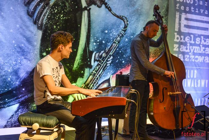 Koncert Turbis Trio podczas Bielskiej Zadymki Jazzowej