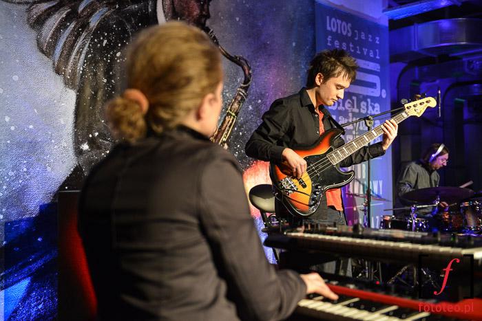 Fotograf Bielsko-Biała, koncert Sound Machine Trio