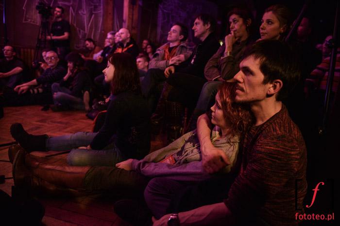 Audience during Elina Duni Quartet