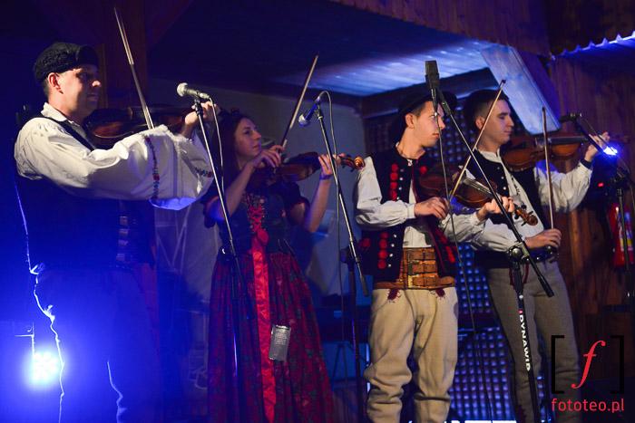 Koncert kapeli góralskiej Śtyry