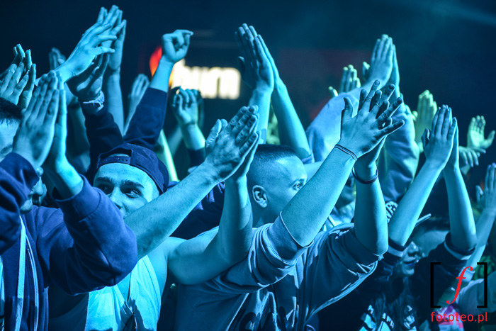Burn in Snow 2014- during Method Man and Redman show