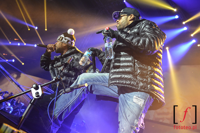 koncert Burn in Snow: Method Man i Redman