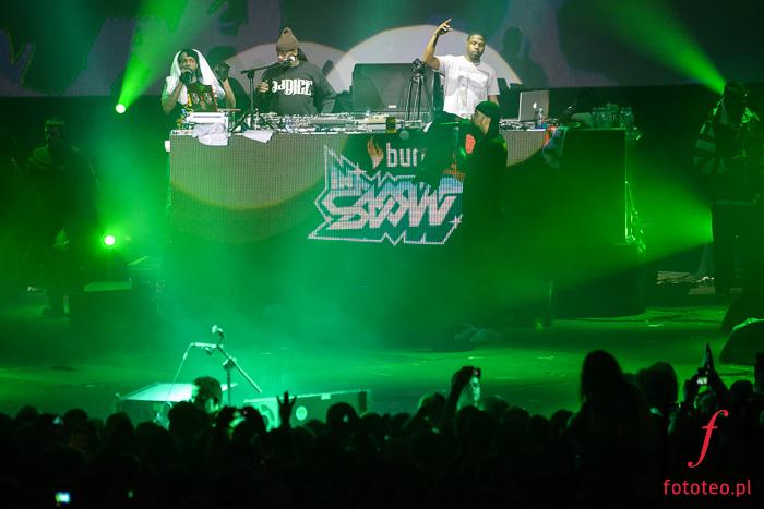 Burn in Snow Bielsko-Biała: Method Man & Redman concert