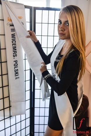 Szarfy Mrs. Poland 2014