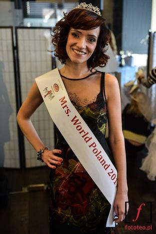 Magdalena Ostrowiecka - miss z Bielska-Białej