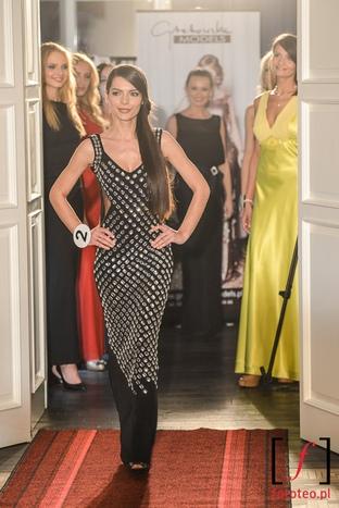 Pokaz mody podczas finałów Mrs. Poland 2014