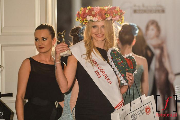 Miss góralka 2014 Małgorzata Judzińska