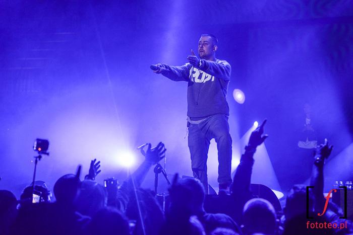 Sokół na scenie, hip-hop