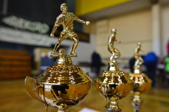 Nagrody- puchary trenera TS Podbeskidzie