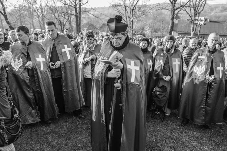 Ksiądz Natanek w Kalwarii Zebrzydowskiej
