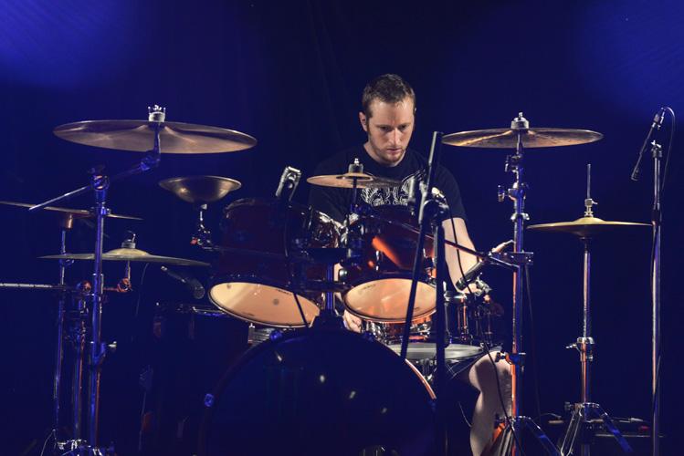 Vengince band drummer