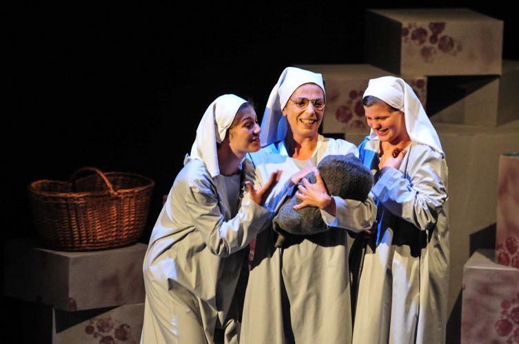 "Teatr Polski ""Skarb"", Proscenion"