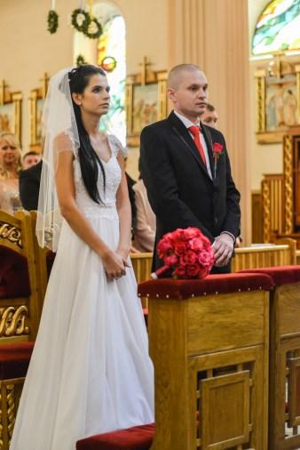 Kościół na górce w Szczyrku, fotografia ślubna