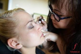 Makijaż ślubny Agaty