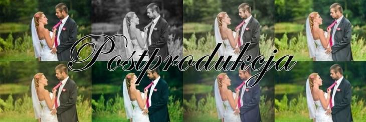 Postprodukcja zdjęć ślubnych