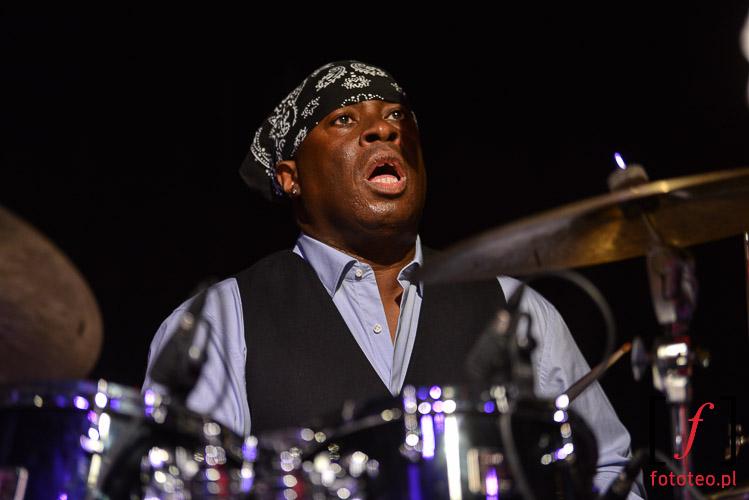 Vince Wilburn Jr. Miles Electric Band