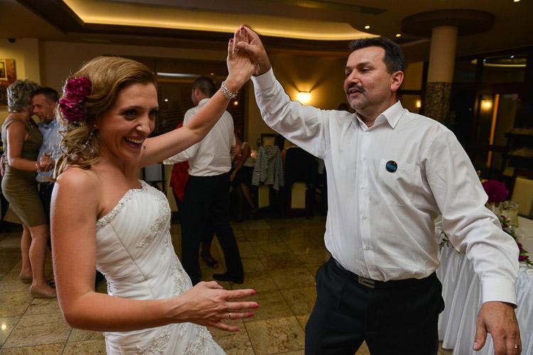 Taniec z pania mloda wesele Bielsko