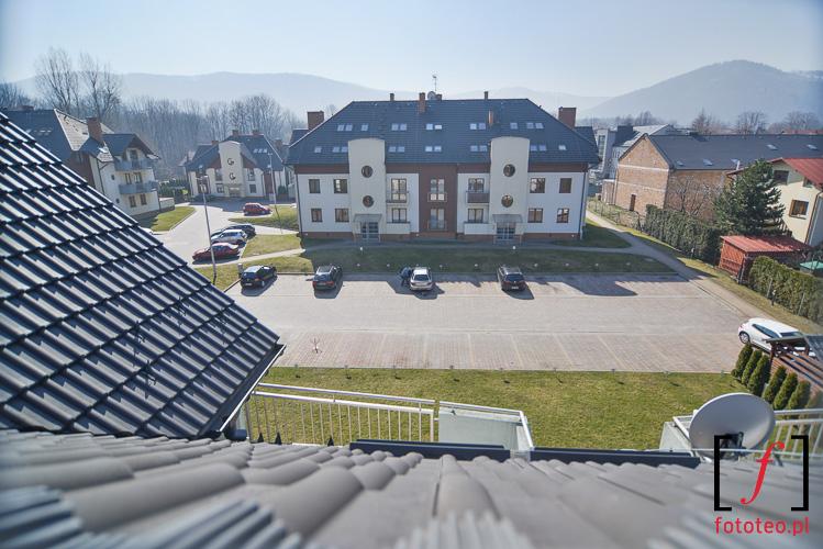 Nowoczesne zamkniete osiedle w Bielslu-Bialej
