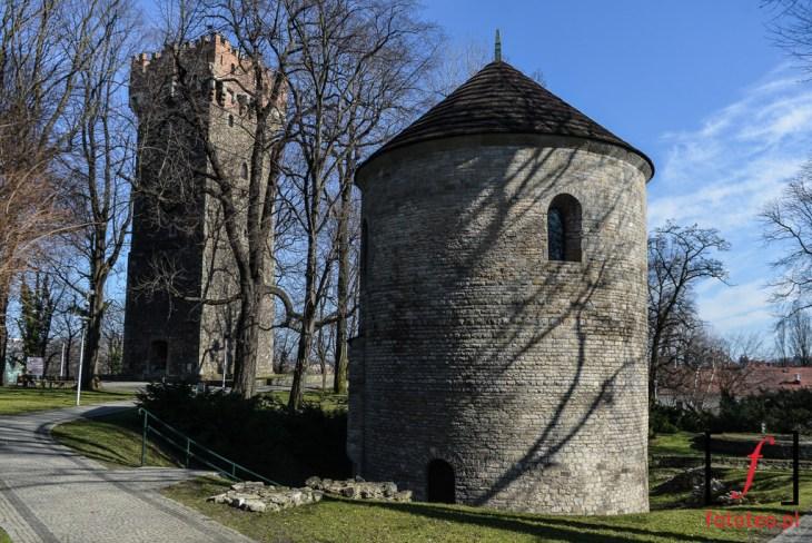 Fotograf Cieszyn. Wieża Piastowska iRotunda