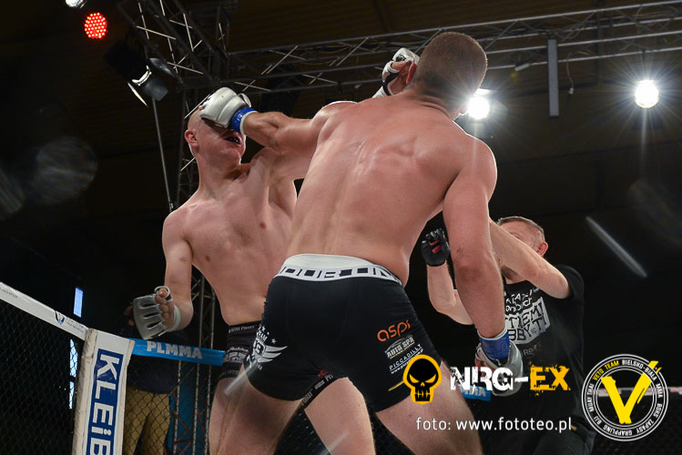 Walka MMA: Bartłomiej Dawid Chojnowski vs Jakub Stefanek