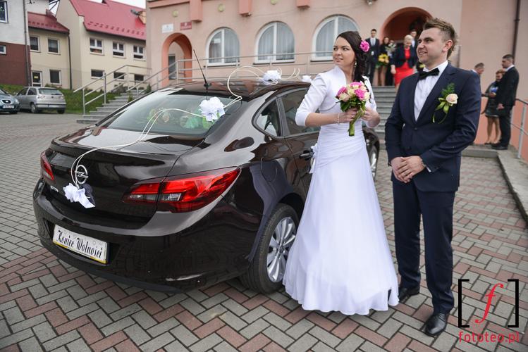 Nowozency przed weselem