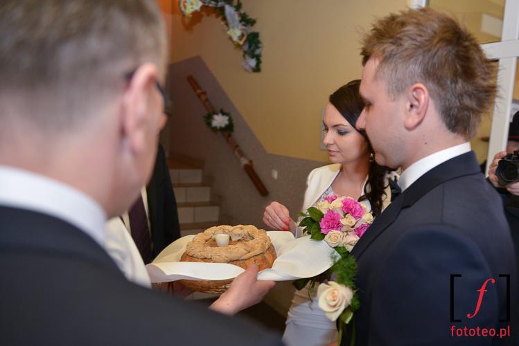 Powitanie chlebem i sola