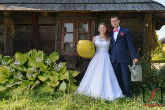 Ania i Lukasz. Sesja slubna w Goczalkowicach