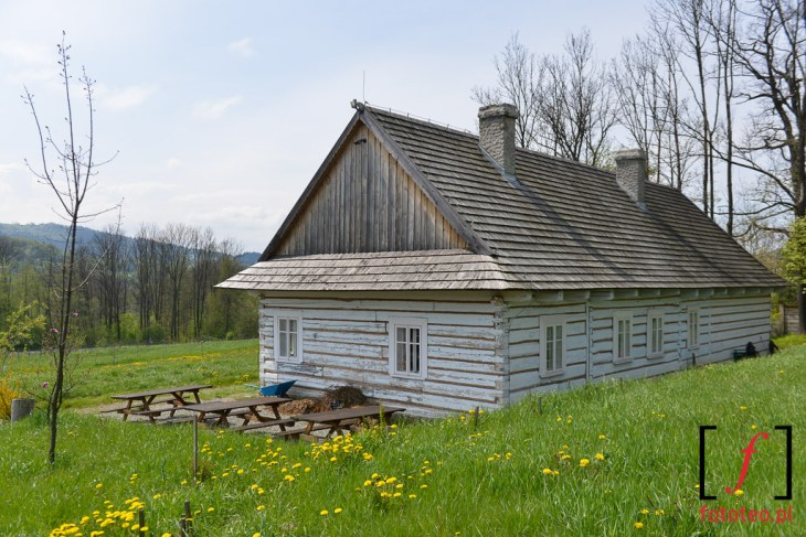 Old village building