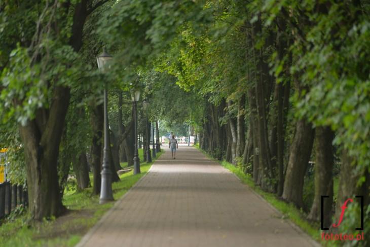 Park wGoczałkowicach-Zdroju