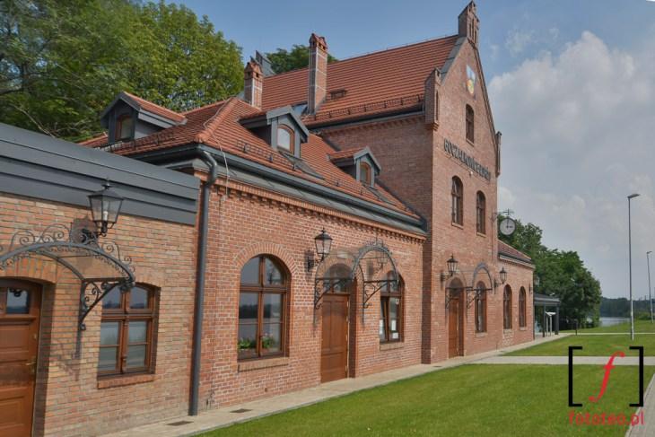 Dworzec kolejowy w Goczałkowicach