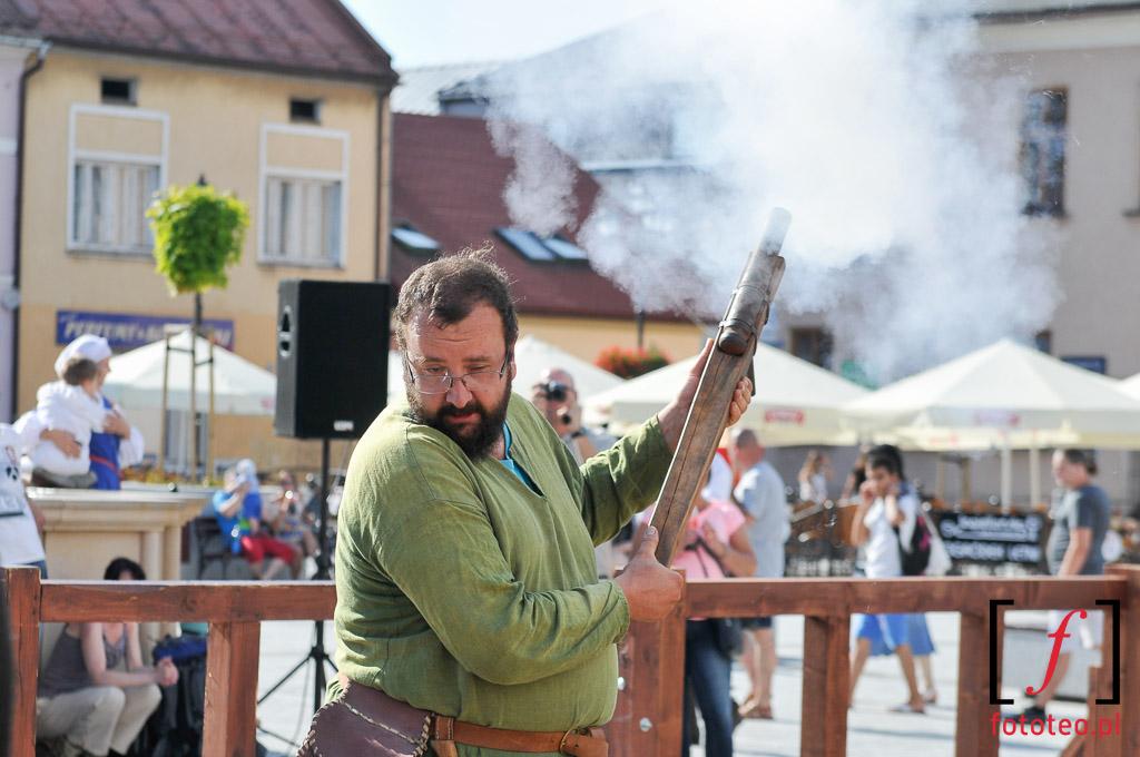 Fotograf Zywiec: I Turniej Rycerski o Skarb Skrzynskich