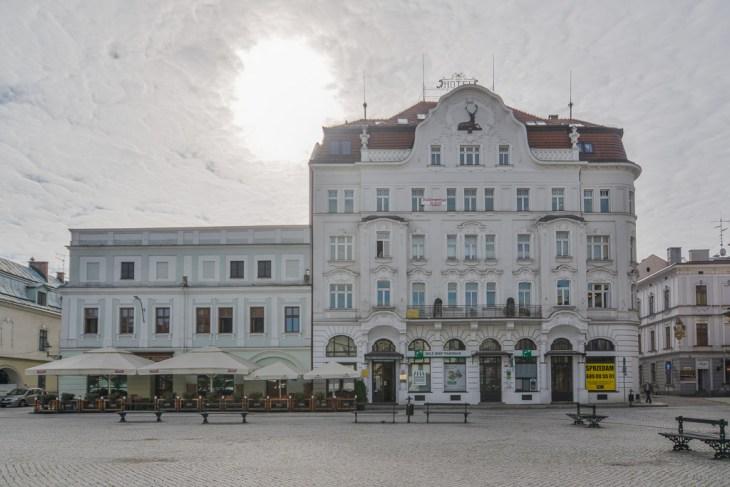 Fotograf Cieszyn. kamienica naRynku