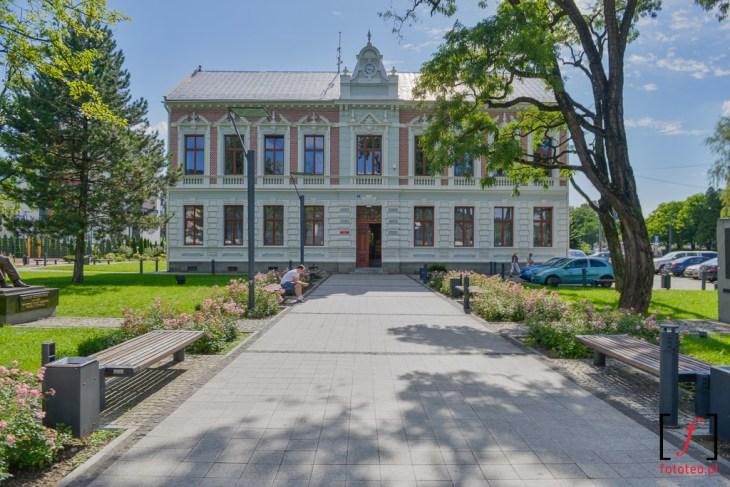 Biblioteka wUstroniu