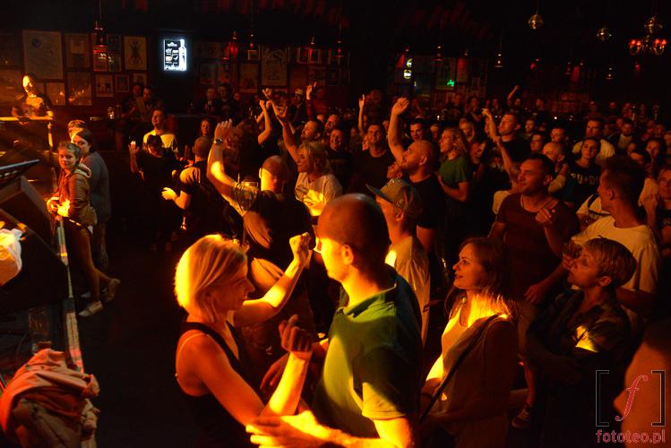 Publiczność podczas koncertu