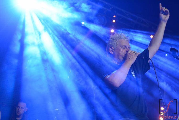 wokalista Kazik Staszewski