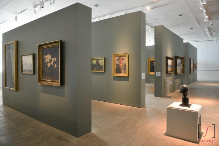 Muzeum Śląskie. Galeria malarstwa polskiego
