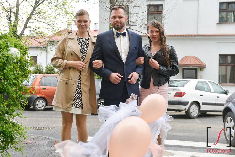 Przygotowania do ślubu Bielsko fotograf