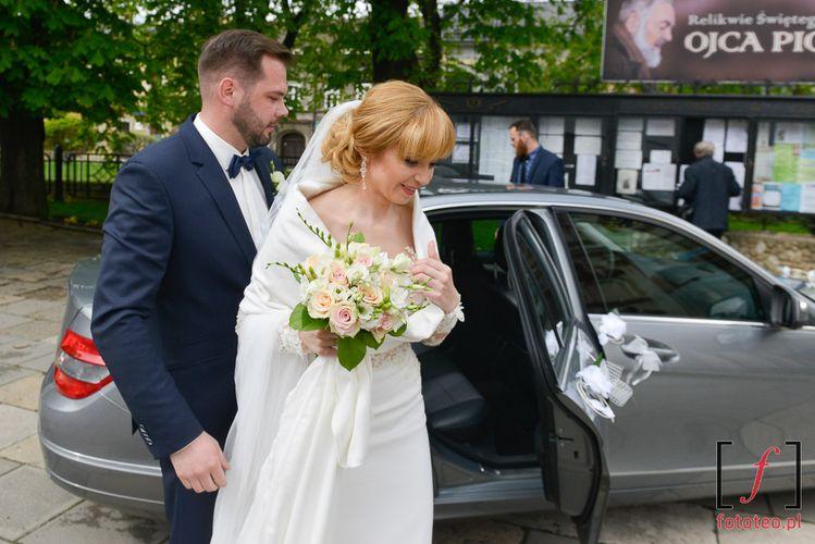 Samochód do ślubu Bielsko Kraków