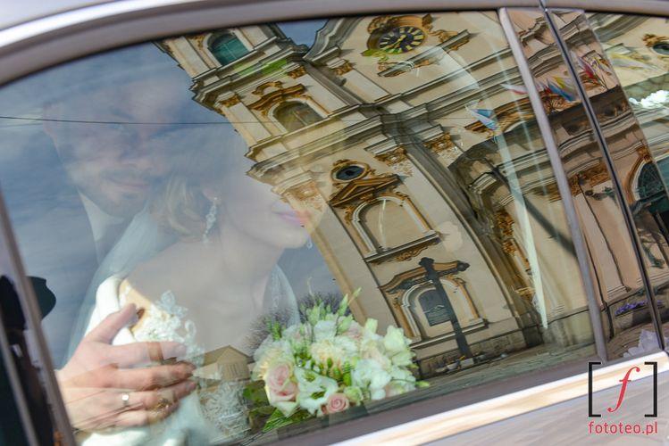 Kościół w Białej, ślub, Bielsko